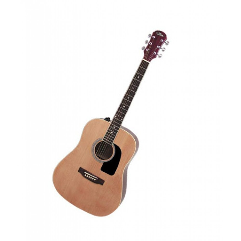 Aria AWN15LN Left Handed Acoustic Guitar